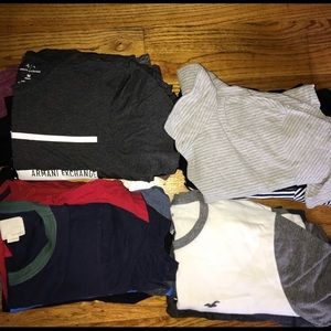 Used Shirts Over 25+